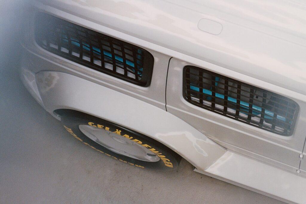 """Merceds-Benz x Virgil Abloh, """"Geländewagen""""."""
