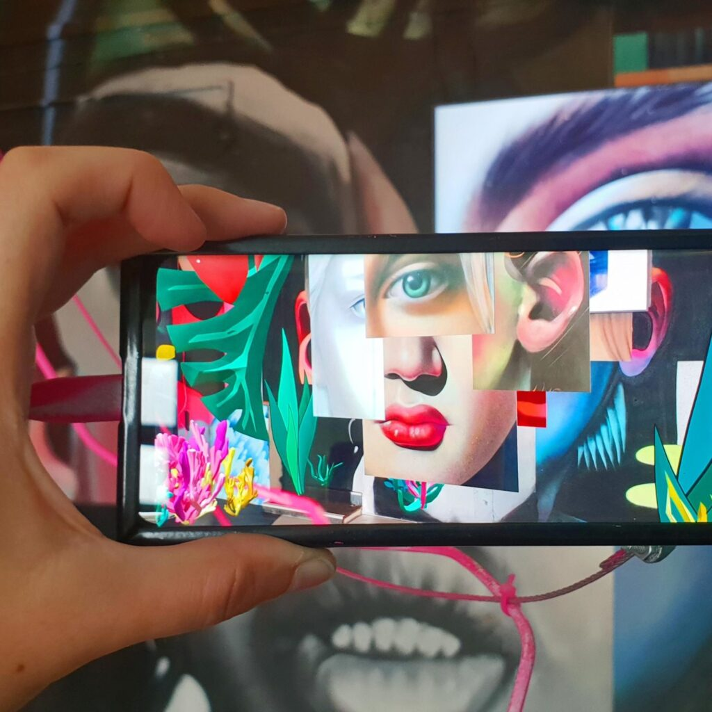 Samsung, projekt Re-Imagine Street ARt. https://brand-ex.org/project/reimagine-street-art/