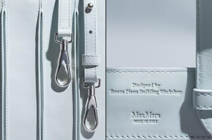 Produkt - Max Mara x Renzo Piano - Whitney Bag.